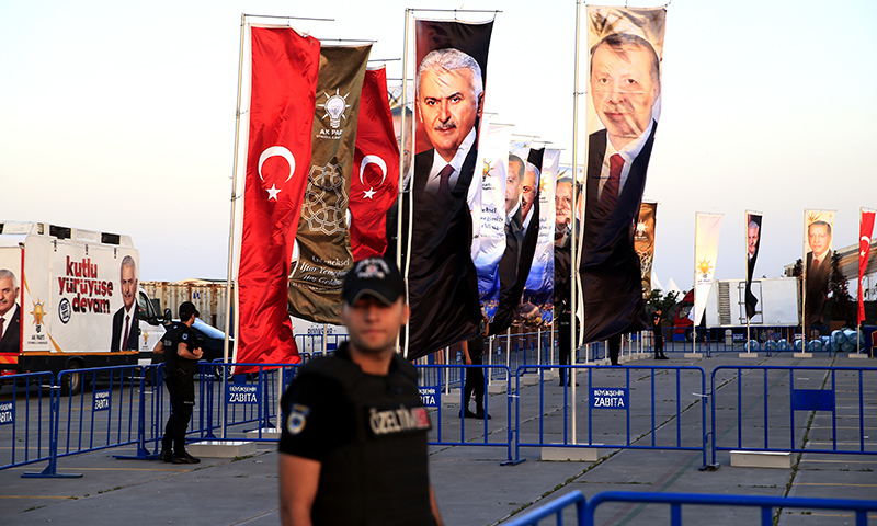 US-based Muslim cleric Fethullah Gulen is accused by Turkish authorities of masterminding  the failed putsch three years ago. — AP/File