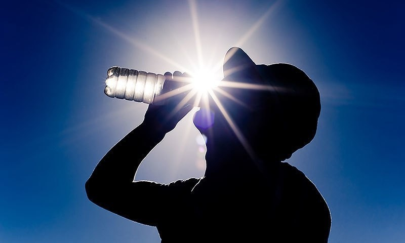 The Met Office on Saturday said a heatwave is likely to grip Karachi starting in the upcoming week between May 1 and May 3. — AFP/File