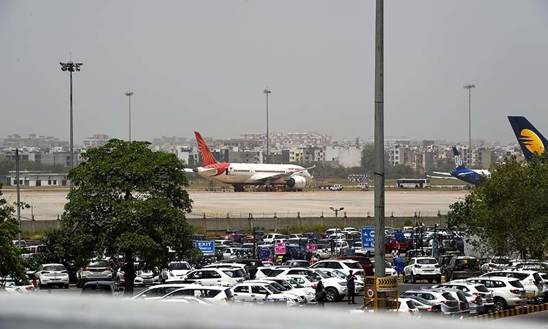 Global software 'glitch' leaves Air India passengers stranded