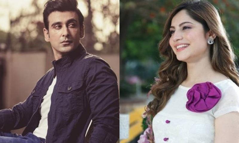 نیلم منیر اور سمیع خان کی 'رانگ نمبر' میں ہونے والی محبت