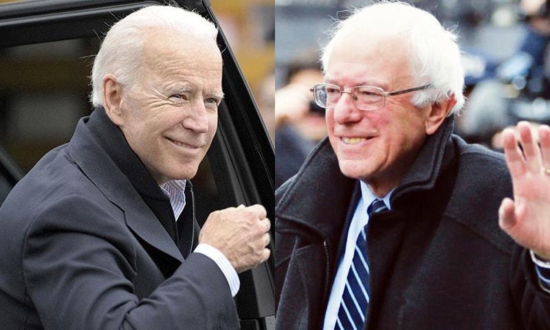 Despite record diversity, old white men rule 2020 US presidential race
