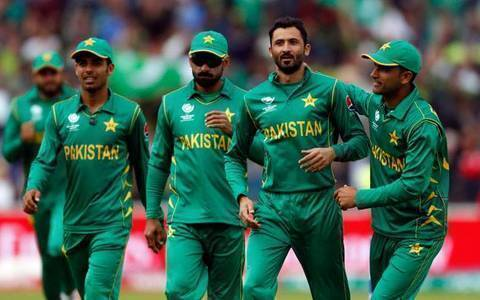Pakistan play 11 matches in the buildup to the World Cup, more than any other side. — Dawn/File