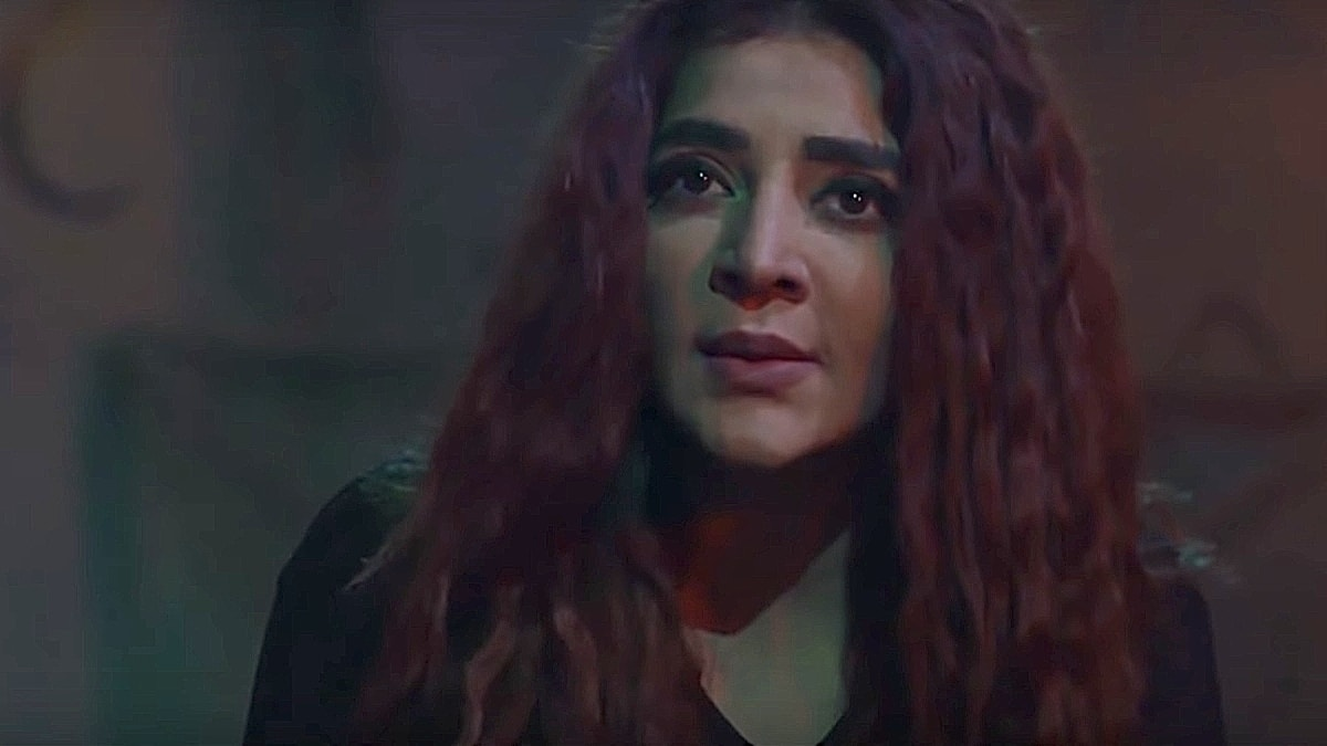 Sumbul, who long tormented Madiha and family, meets a grisly end in Bandish