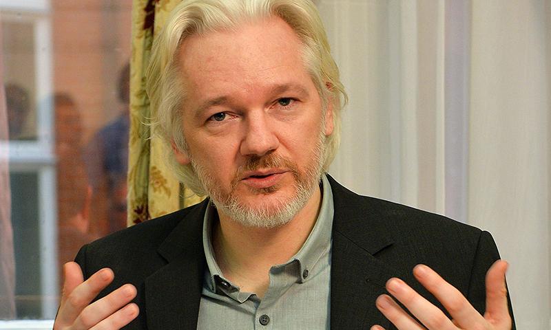 WikiLeaks' Assange gets 50 weeks in prison for bail breach