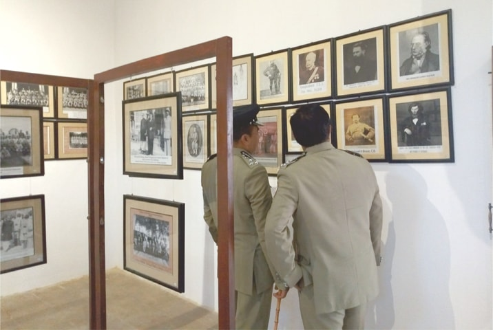 Sindh Police raising day commemorated — for first time in