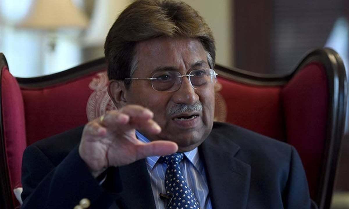 عدالت نے پرویز مشرف کی بریت سے متعلق درخواست پر حکومت کو نوٹس جاری کیے — فائل فوٹو: ڈان اخبار