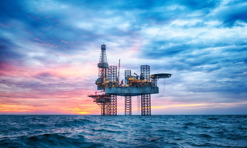 While off-shore exploration for oil and gas brings potential tidings of prosperity for Pakistan, it also raises questions about relationships within the federation