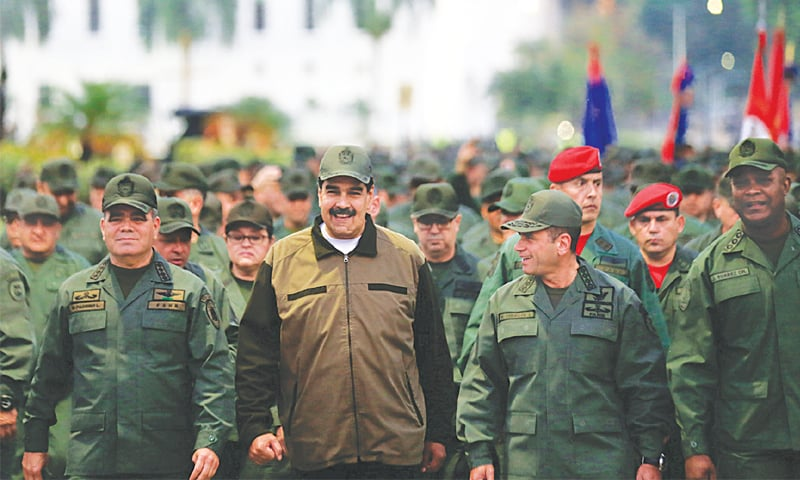 Maduro hangs on as protests peter out in Venezuela