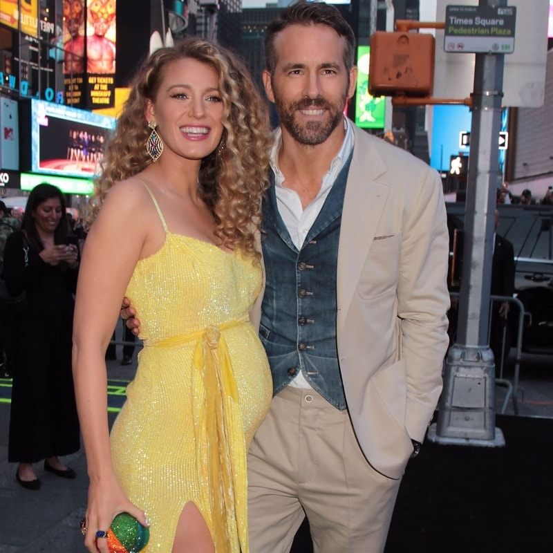 Blake Lively and Ryan Reynolds are having another baby ...