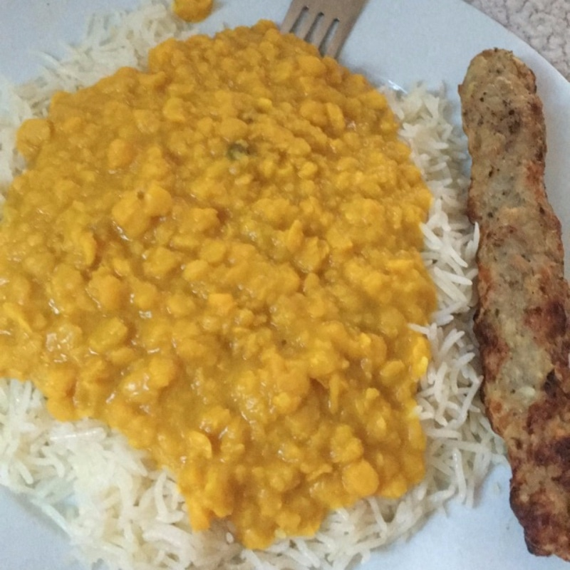 In all cases, daal chawal is as humble and forgiving as a food can be