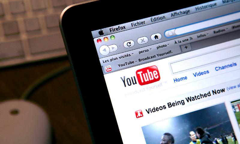 یوٹیوب 2 ارب صارفین والی دوسری سائٹ بن گئی ہے — شٹر اسٹاک فوٹو