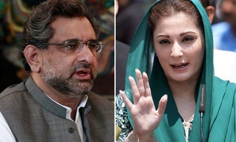 Maryam among 16 vice presidents, Abbasi named senior VP as Shahbaz restructures PML-N