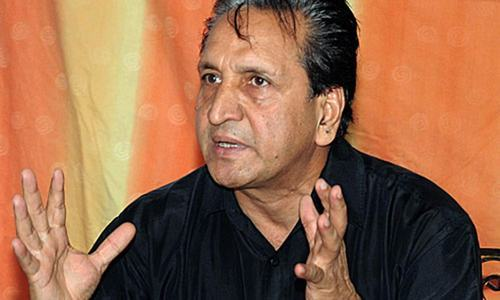"""""""Departmental cricket has produced iconic cricketers such as Hanif Mohammad and Fazal Mahmood,"""" says Qadir. — AFP/File"""