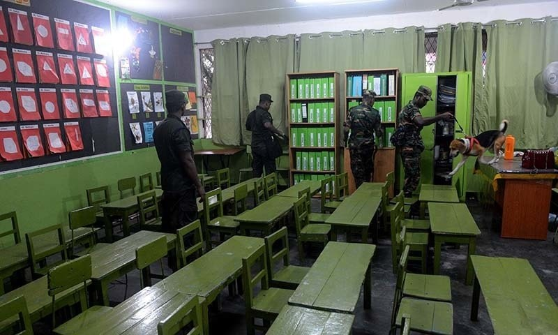 سری لنکا میں ایسٹر کے موقع پر دھماکوں میں سیکڑوں افراد ہلاک ہوئے تھے — فائل فوٹو/اے ایف پی
