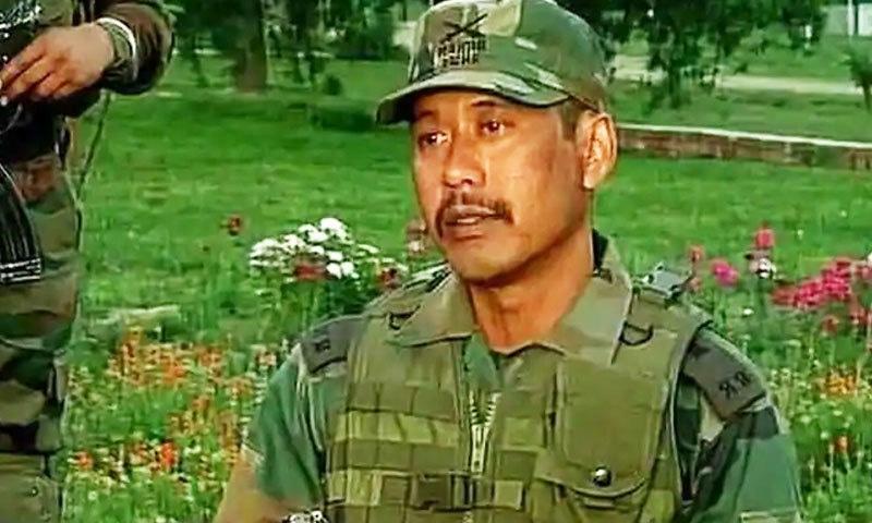 میجر لیتل گوگوئی کو فوری طور پر مقبوضہ کشمیر سے باہر بھیج دیا گیا—فائل فوٹو: انڈیا ڈاٹ کام