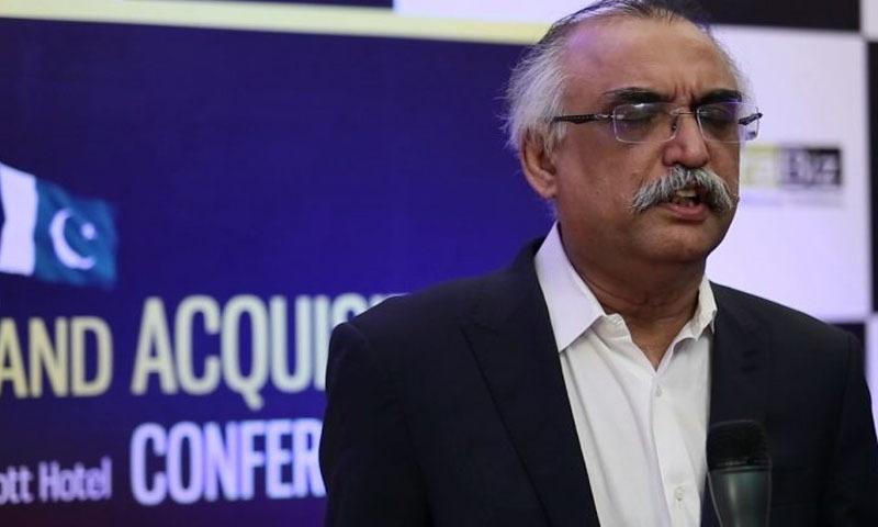 وزیر اعظم نے شبر زیدی کو چیئر مین ایف بی آر نامزد کردیا — فائل فوٹو/ گوگل نیوز