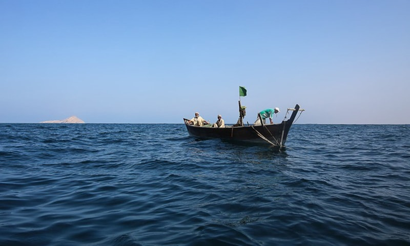 Minister for Maritime Affairs Ali Haider Zaidi has said that new deep-sea fishing licences will be issued in two weeks. — Photo provided by Basil Andrews/File