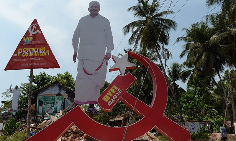 Exit far left: India's communists face election angst