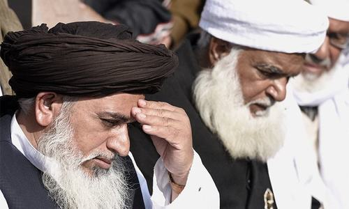 LHC reserves judgement on bail pleas filed by TLP chief Khadim Rizvi, Pir Afzal Qadri