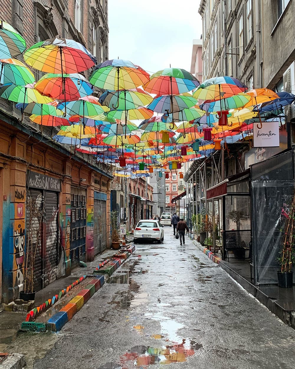 Nestled in the European Beyoğlu district, Karaköy has gone through a personality transformation over the years.