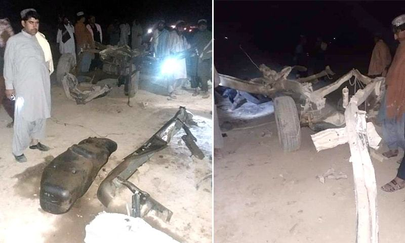 Tribal leader among 3 killed in Chaman blast