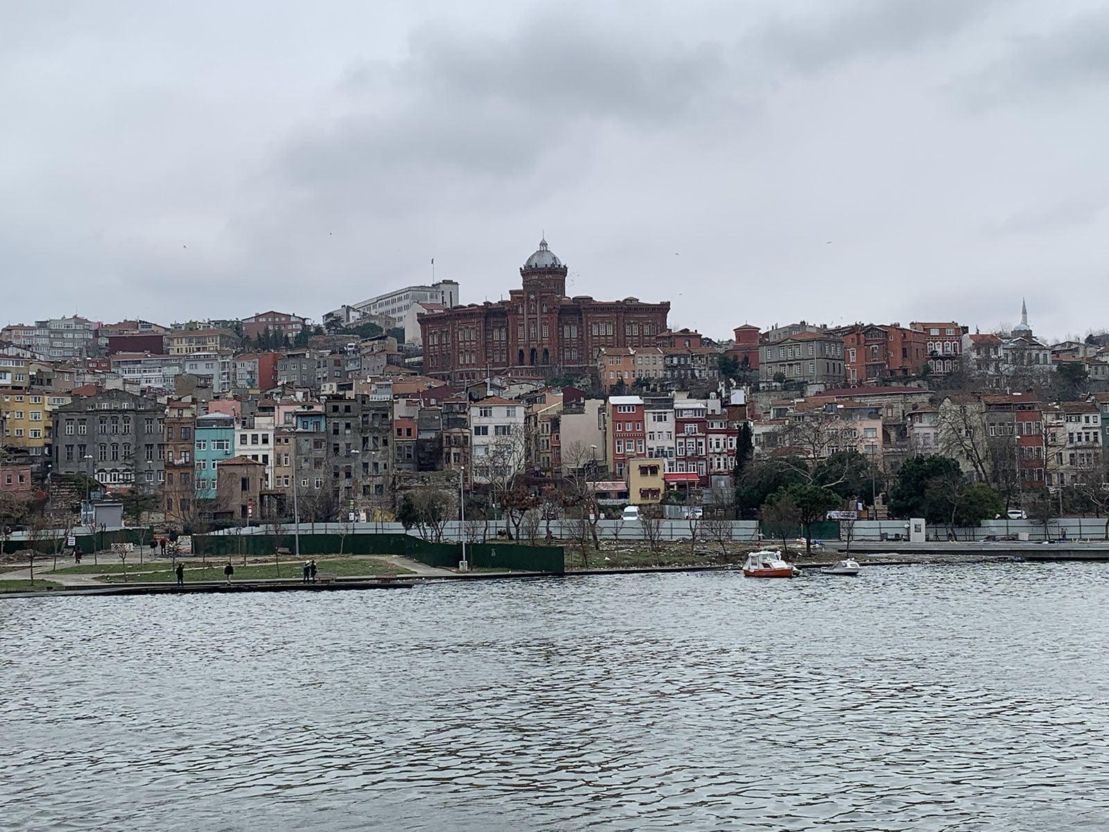 You can reach Balat via a ferry on the Golden Horn. The most prominent landmark is the redbrick Phanar Greek Orthodox College that can be seen from a distance.