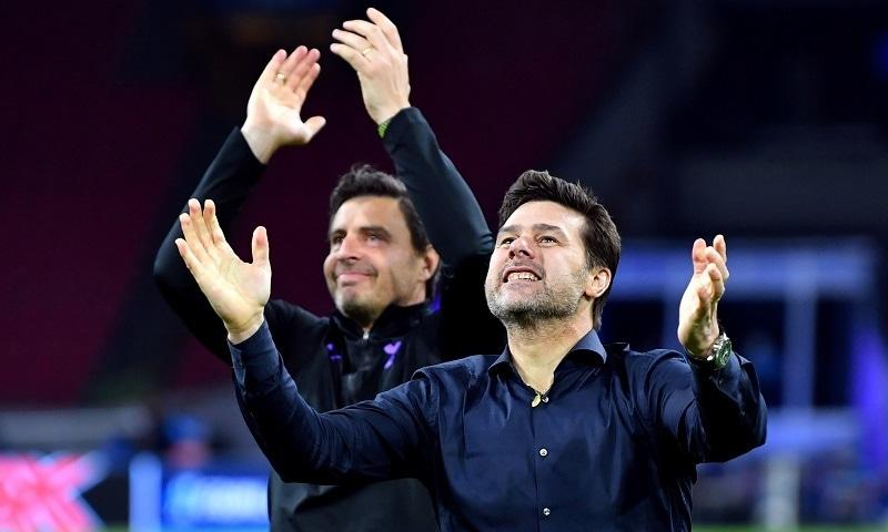 Hasil gambar untuk Is Mauricio Pochettino's time up at Tottenham? The Sunday Supplement discuss