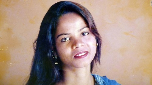 """An official US report calls the Pakistan Supreme Court's order to release Aasia Bibi a """"landmark decision"""". — File"""
