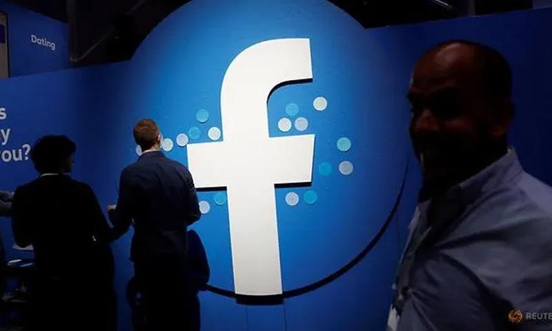 فیس بک انتہا پسندی پر مبنی پوسٹ اور اکاؤنٹس کو ختم کرنے کے اپنے دعوے پر عمل نہیں کررہی—فائل فوٹو: رائٹرز