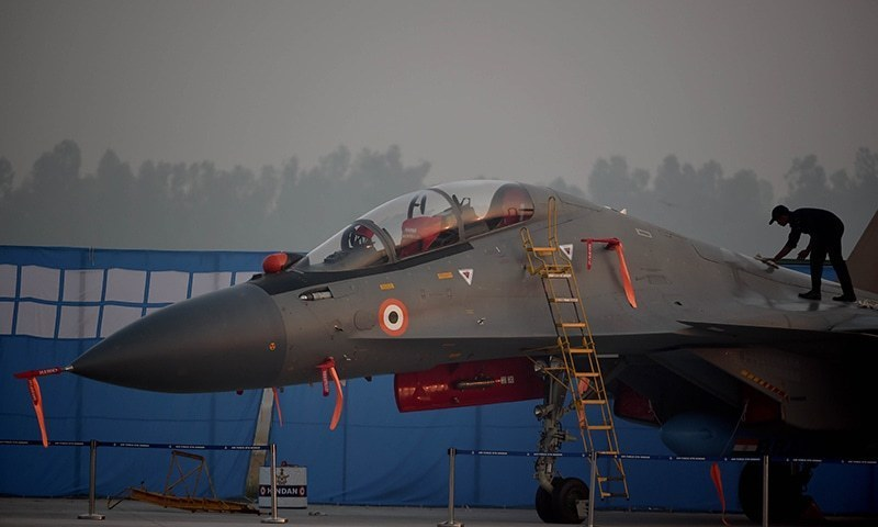 Indian jets intercept foreign cargo plane flying from Karachi