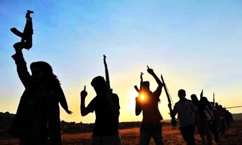 """IS's <em>Amaq News Agency</em> late on Friday announced the new province, that it called """"Wilayah of Hind"""", in a statement that also claimed IS inflicted casualties on Indian army soldiers in the town of Amshipora in the Shopian district of Kashmir. — AFP/File"""