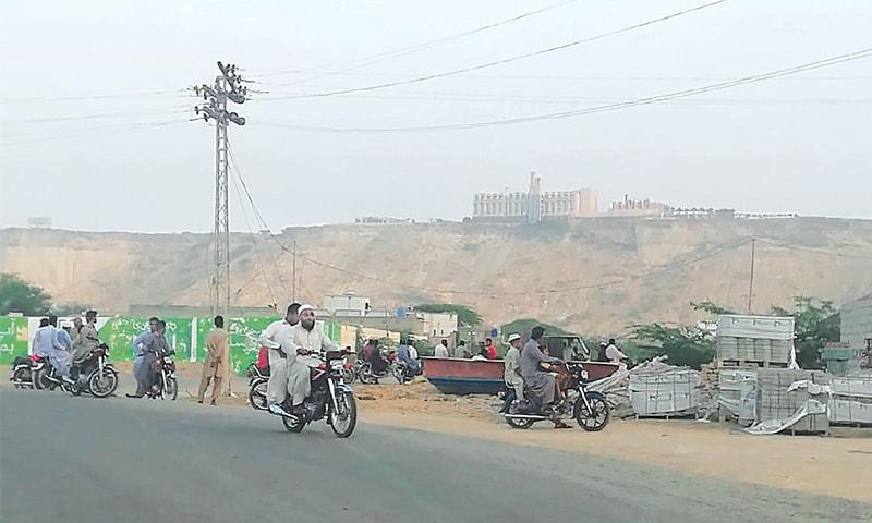 Terror in Gwadar as gunmen storm luxury hotel