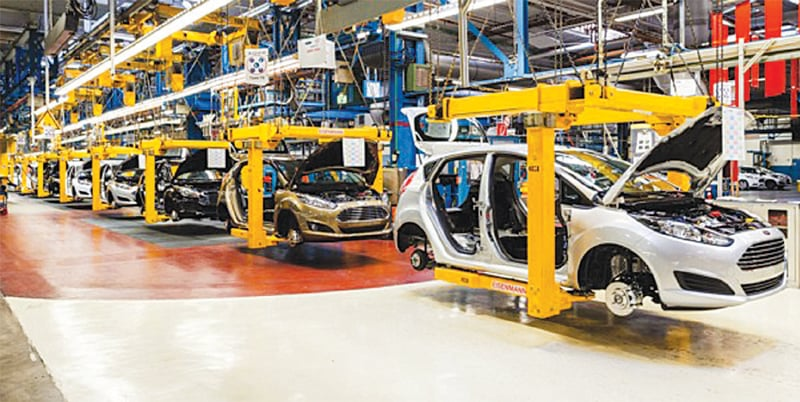 Old and new players in the auto sector agree that the fate of the industry is now tied to developments in the wider  economy. — File photo