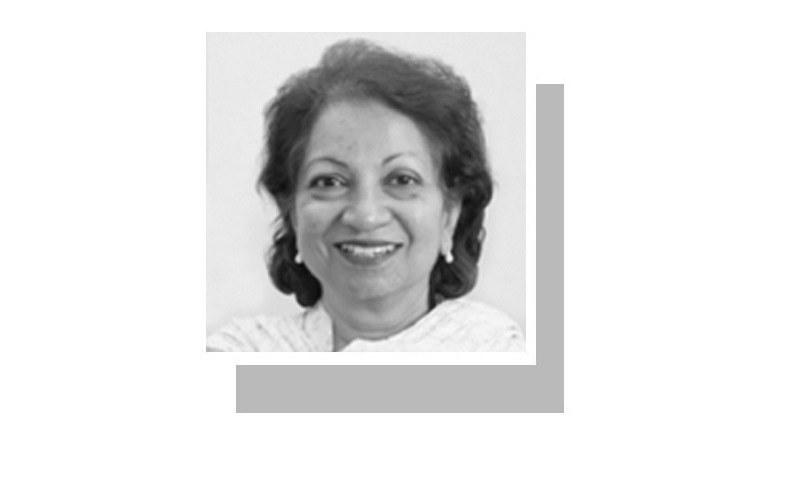 لکھاری پاپولیشن کونسل پاکستان کی کنٹری ڈائریکٹر ہیں۔