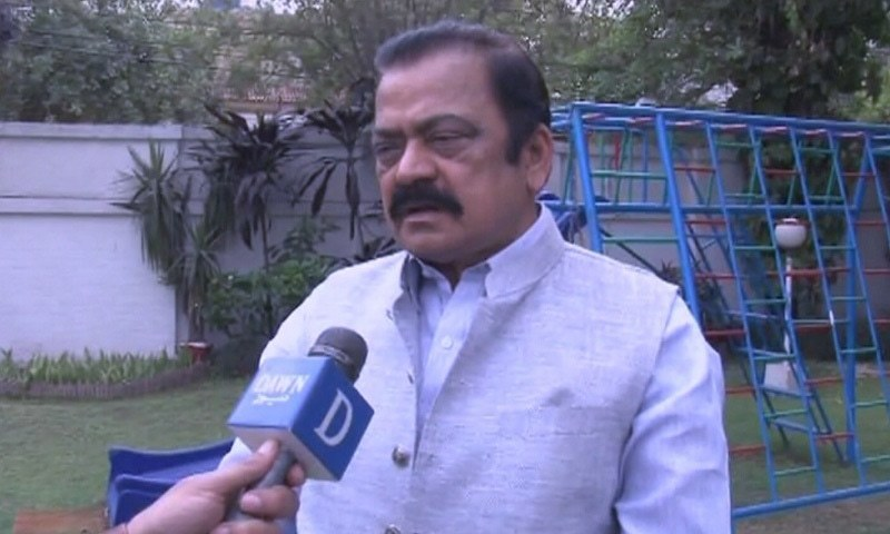 Rana Sanaullah, a senior leader of the main opposition Pakistan Muslim League-Nawaz (PML-N), has warned the government that his party will resist attempts to change the Local Government (LG) system in Punjab. — DawnNewsTV/File