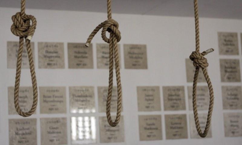 عمران حیدر ولد غلام حسین  12 دسمبر 2013 کو سیالکوٹ سے جدہ گئے تھے — فائل فوٹو/اے پی