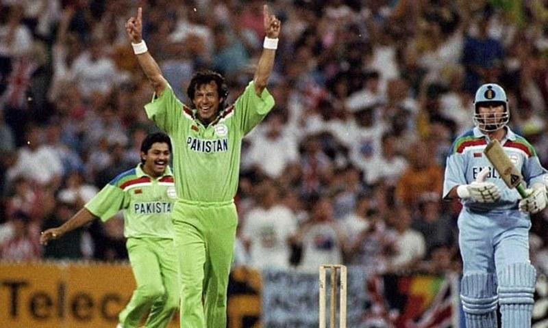 جب پاکستان ورلڈ چیمپئن بنا