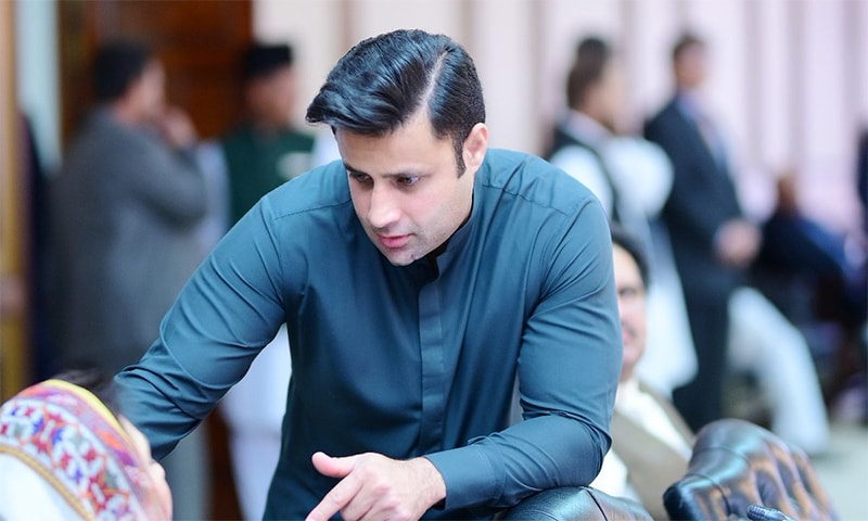 Minister of State for Overseas Pakistanis Zulfi Bukhari's appointment as PTDC chairman has been approved. — Photo courtesy: Ministry of Overseas Pakistanis and Human Resource Development Twitter account