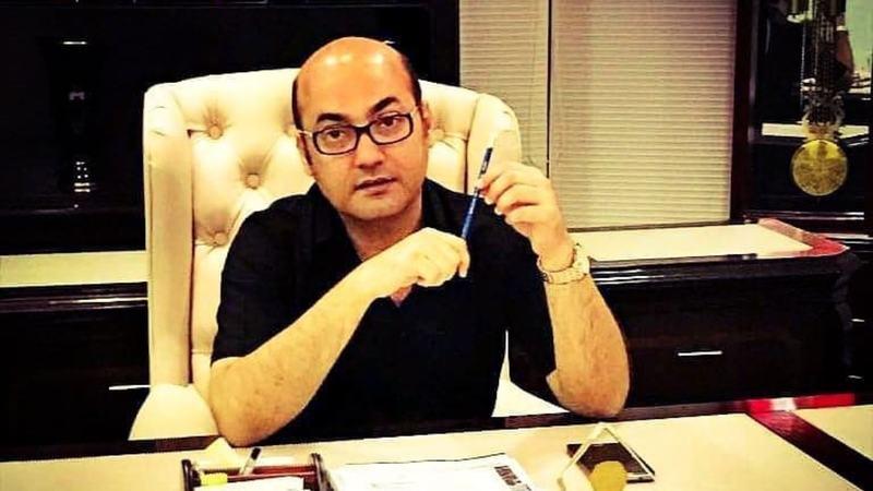 سید عاطف حسین — فوٹو بشکریہ ٹوئٹر