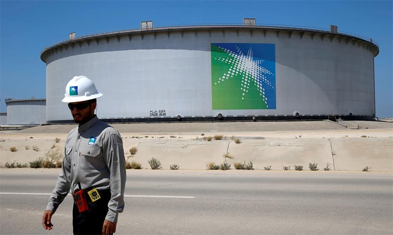 Saudi reopens key oil pipeline after drone attack, says Aramco