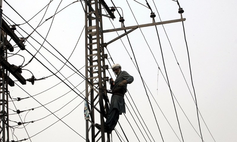 An official said the KE was faced with substantial (500-600MW) shortfall in peak summer months and had been pursuing the federal government for additional supply from the national grid including from Karachi-based nuclear power plants to meet peak demand and minimise public sufferings. — Reuters/File