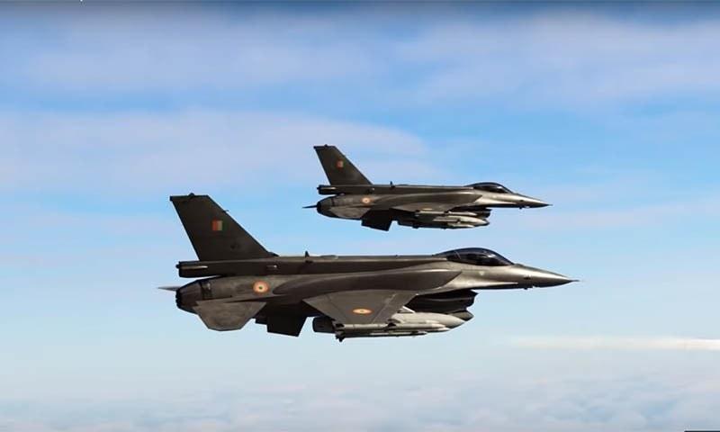 ذرائع کے مطابق بھارتی فضائیہ معاہدے کو جلد پورا کرنے کی خواہشمند ہے — فوٹو بشکریہ لوک ہیڈ مارٹن یوٹیوب