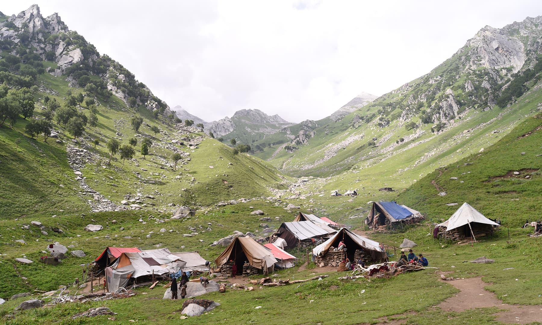 شکر گڑھ گاؤں—تصویر  سلمان خان