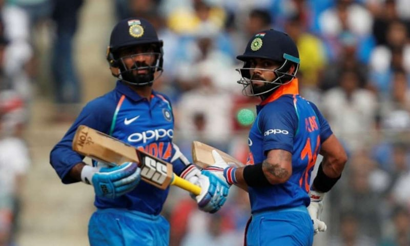 The selection of the 33-year-old Karthik (L) in the 15-member squad was sharply criticised by some former cricketers who felt the 21-year-old Pant should have been given a chance. — Reuters/File