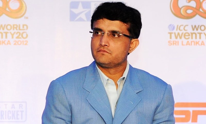Ganguly recalls how Pakistan have always performed well in the ICC events staged in England. — AFP/File