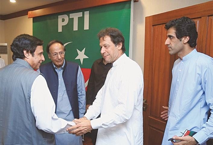 Bill for south Punjab province: PML-Q minister raps PTI for 'not consulting an ally'