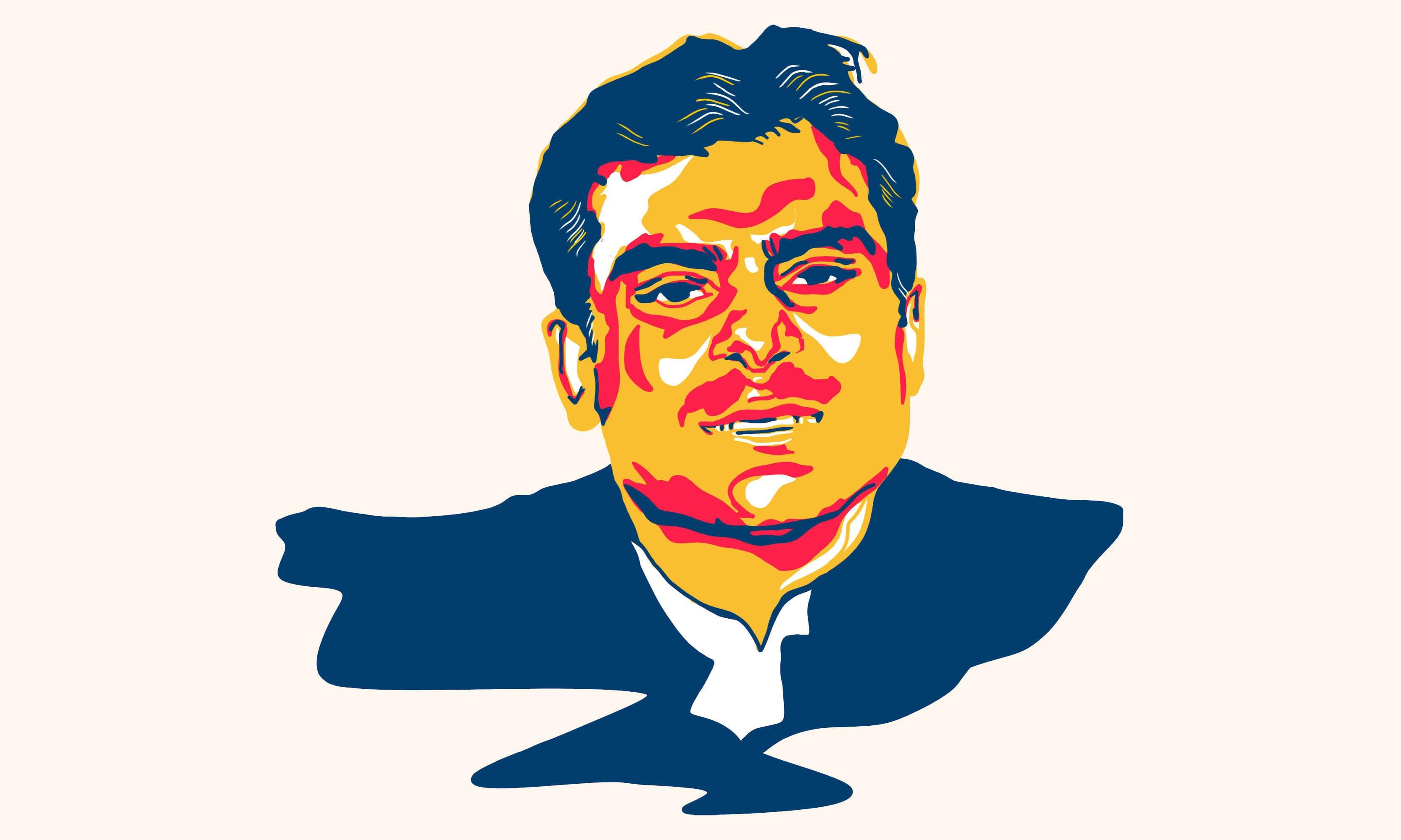 Hamza Shahbaz: Sidelined