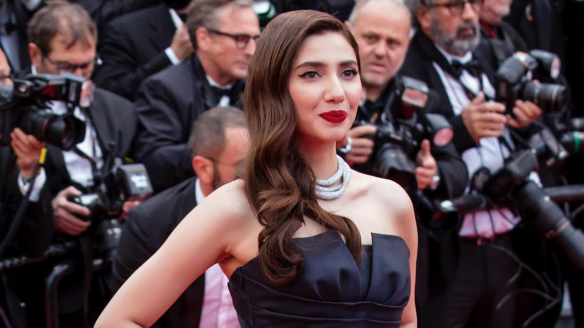 Why isn't Mahira Khan at Cannes this year?