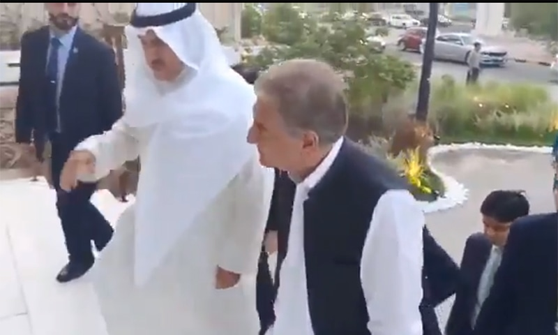 Qureshi invites investment from Kuwait as govt kicks off economic diplomacy initiative