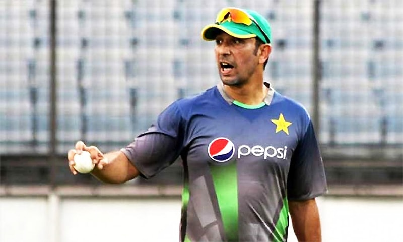 What about Azhar Mahmood, the bowling coach? It is only pertinent to ask just what has he achieved to improve Pakistan bowling department ever since his appointment in November 2016? ─ Photo courtesy PCB/File